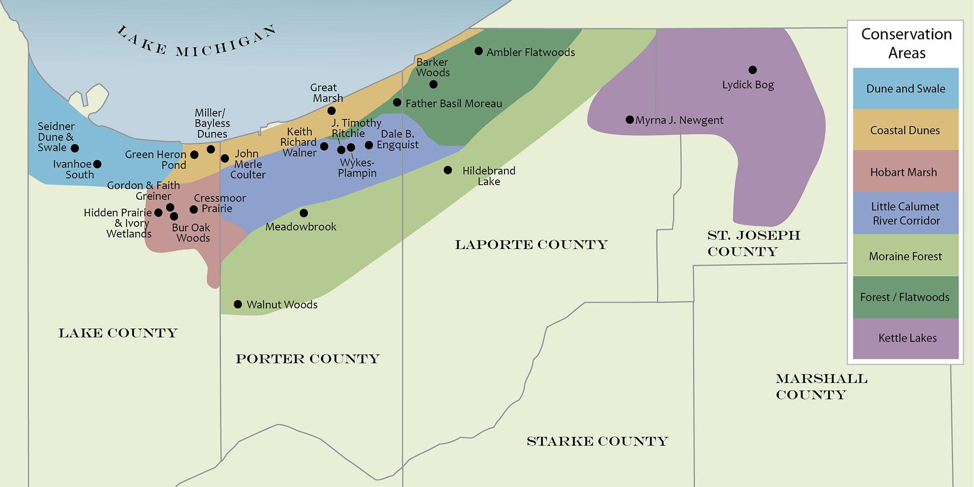 Preserve Map
